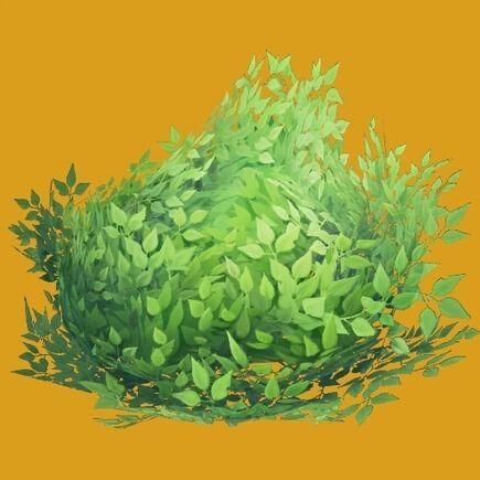 The Bush item in Fortnite